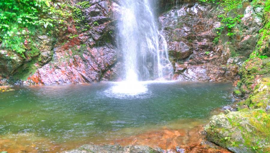払沢の滝アイキャッチ