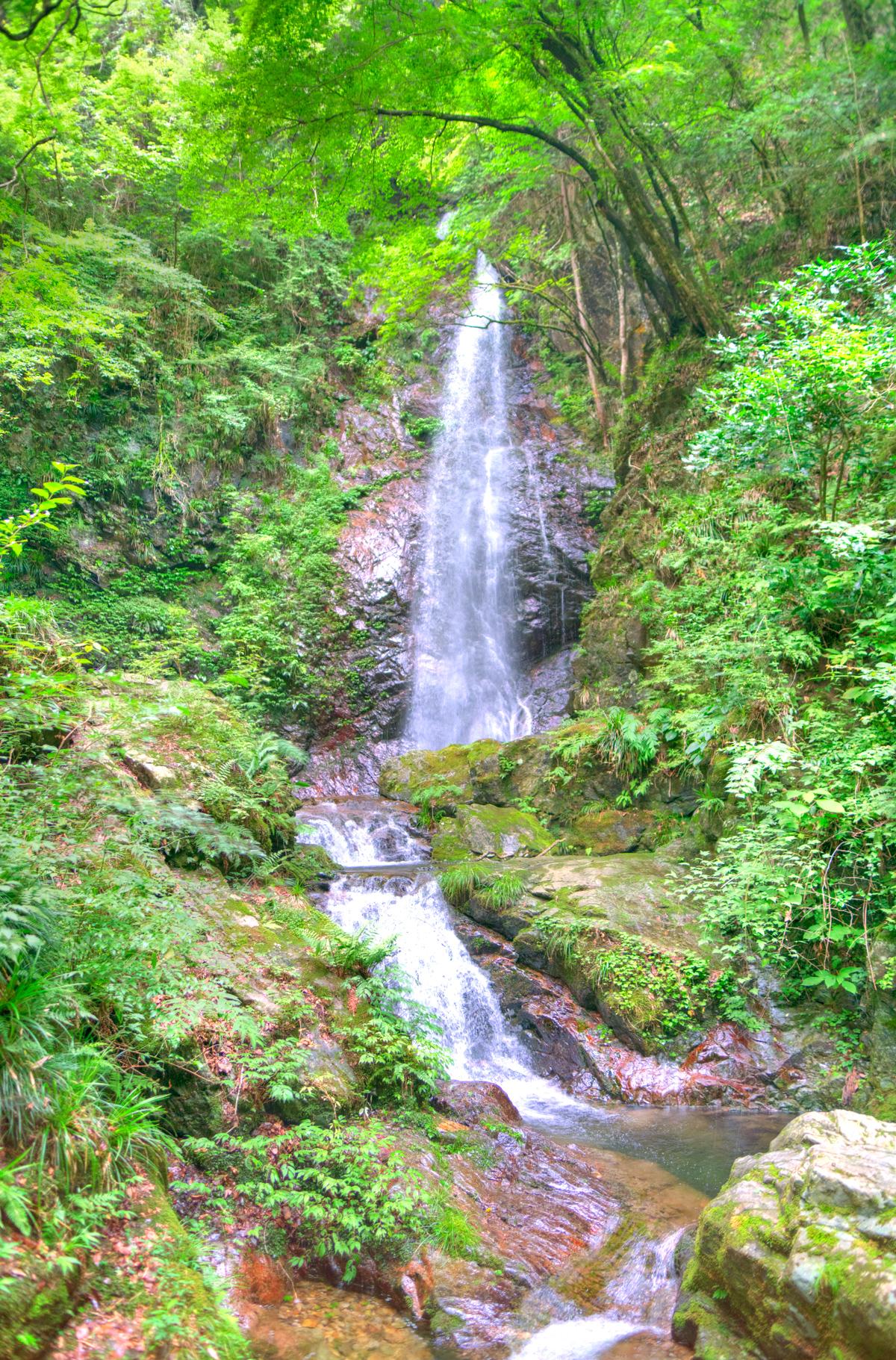 払沢の滝2