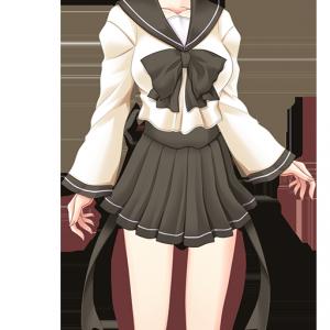 藍ヶ丘第二中学校女子制服