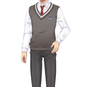藤林高等学校男子制服